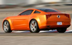 Giugiaro Ford Mustang Concept - Photo Gallery - Motor Trend