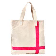 Marina Tote Bag in Pink