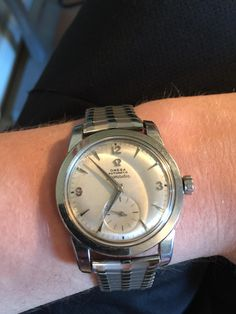 ce5f3492624  Identify  This Omega Seamaster my grandfather gifted me Relógio Omega