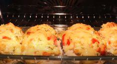 Tip na recept: Kuracie prsia s neuveriteľnou chutnou plnkou. 2-krát lepšie, ako som ich robila doteraz – radynadzlato.sk Mashed Potatoes, Ethnic Recipes, Food, Whipped Potatoes, Smash Potatoes, Essen, Meals, Yemek, Eten