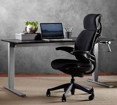 Humanscale® Freedom Headrest Desk Chair #potterybarn