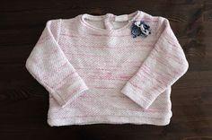 Fuchsgestreift: Baby-Pulli verlängern Was tun, wenn der Pulli zu kurz ist? Erfahrt die Antwort auf unserem Blog!