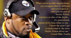 Nuff said Steeler Nation!!!