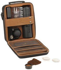 Handpresso, Die kompakte Espressomaschine - Outdoor Set für Unterwegs, Reisen, Coffee