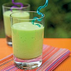 Avocado Smoothie- Added cinnamon to this and it's a yummy twist.  Never met an avocado I didn't like.