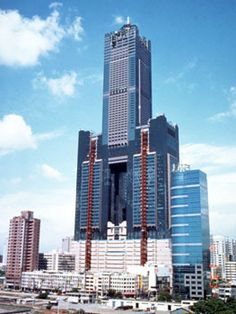 T.Y. Lin International Group | Projects | T & C 85 Tower