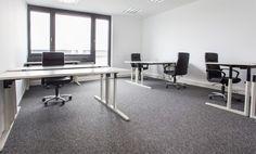 Arbeitsplätze in zentralem Büro mit sonniger Dachterasse #Büro, #Bürogemeinschaft, #Office, #Coworking, #München, #Munich