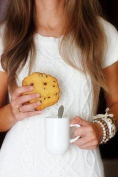 galletas de calabaza con chips de chocolate