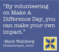 Mark Wahlberg wants YOU for #MDDay12