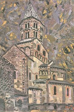 Romanesque II - JEAN COUTY - France