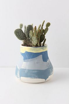 Frosted Shore Vase, Small - Anthropologie.com