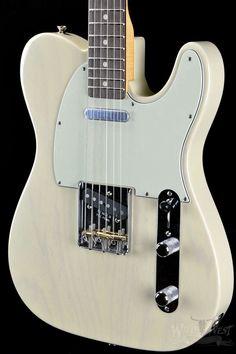 Fender 1959 NOS Telecaster Vintage Blonde Abby Handwound - Wild West Guitars