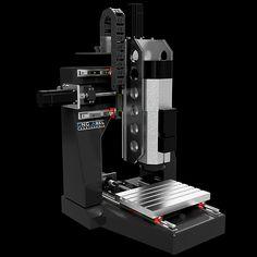 Cnc Lathe, Cnc Router, Cnc Milling Machine, Diy Robot, Diy Cnc, Machine Tools, Laser Printer, Aluminium, Technology