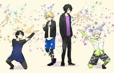 Tsukiuta The Animation, Anime Life, Months In A Year, Vocaloid, Prince, Geek Stuff, Kawaii, Manga, Group
