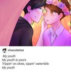 I dont fucking care if i have already pinned this! This is my most favorite pastel!danxpunk!phil phanart