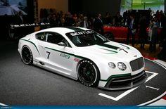 Bentley Continental racecar