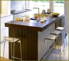 island with sink and cooktop - Google Search