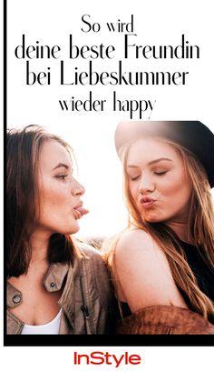 Wir verraten dir, wie du deine beste Freundin bei Liebeskummer am besten unterstützen kannst. #lifestyle #liebe #liebskummer #bff ©istock
