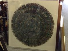 Peacock Feathers, Shadow Box, Art, Style, Art Background, Swag, Kunst, Performing Arts, Outfits