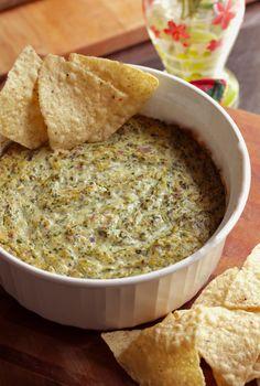 Smith's Vegan Kitchen: Warm Spinach-Artichoke Dip