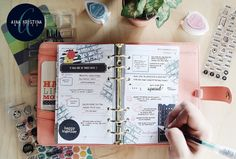 Planners | Write Here, Write Now