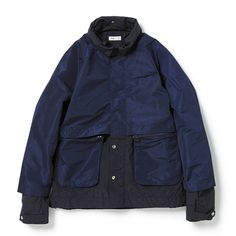 Folk : NIX JACKET NAVY | Sumally (サマリー)