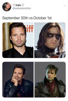 Accurate cause my birthday is september stan love, sabastian stan, captain america Avengers Memes, Marvel Memes, Marvel Avengers, Sebastian Stan, Stan Love, Bucky And Steve, Wallpaper Aesthetic, Captain America, Man Thing Marvel