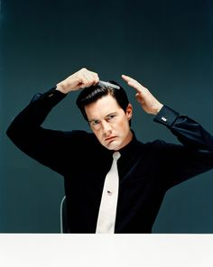 Agent Dale Cooper (Kyle MacLachlan)