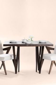 Items similar to Mid Century Dining Table on Etsy