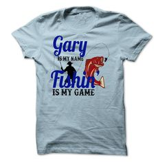 Click here: https://www.sunfrog.com/Names/GARY-is-my-name-Fishing-is-my-game-shirt.html?72058 GARY is my name Fishing is my game shirt