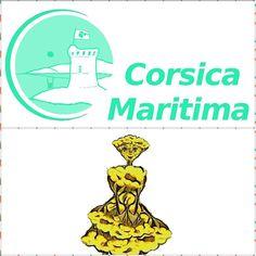 PARTICIPATION AU CONCOURS DE LOGO DE CORSICA MARITIMA  Projet de Christophe