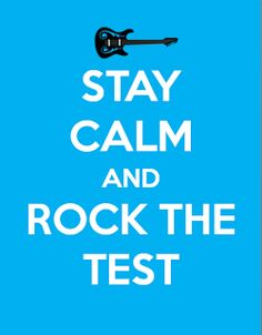 Enchanted with Technology: Stay Calm and Rock the Test Posters Staar Test, Test Taking Strategies, Teacher Quotes, Math Quotes, Test Prep, Ap Test, School Posters, School Motivation, Teaching Activities