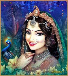 Shiva Parvati Images, Radha Krishna Pictures, Radha Rani, Krishna Radha, Krishna Avatar, Shree Krishna Wallpapers, Disney Princess Quotes, Kali Goddess, Cute Krishna