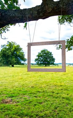 Use a hanging picture frame for fun outdoor photography. Get the kids to pose for some inventive family snaps! http://mainlinemouldings.com/index.php?DepartmentID=18&ProductRange=Wood&CategoryID=798