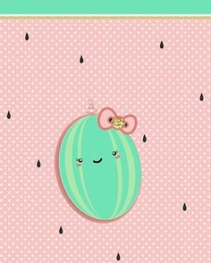 #wallpaper #watermelon #watermelons #food #fruit #fruits #yum #yummy #socute #summer #summertime #juicy #pink #phone #photo #red #green #black #background #adorable #bow #tumblr