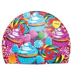 Speedo Sweets Silicone Swim Cap