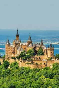 Castle Hohenzollern in Germany ️ Gallery