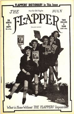 Talk the 1920s Talk: The A to Z Flapper Slang Guide