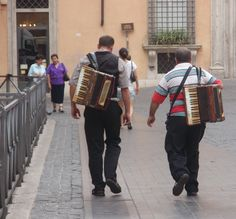 Friends in Rome, can they play me music?