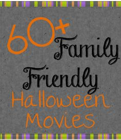 60 family friendly halloween movies halloween activities movies - Halloween Movies For Young Kids
