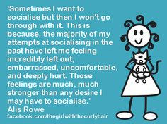 #ASD. Alis Rowe www.thegirlwiththecurlyhair.co.uk