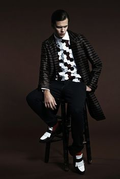 mens fashion blog: mens style, products, news from london and los angeles: Bullett: Bill Skarsgard, Douglas Booth & Jamie Blackley