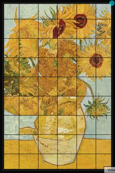 Van Gogh Tiles Puzzle - Free for limited time