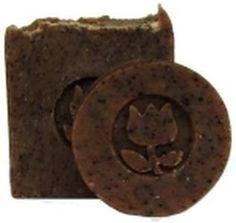 Přírodní mýdlo s kávovým peelingem 35g