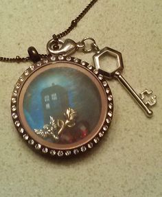 Origami Owl - Doctor Who style!    www.befearless.origamiowl.com