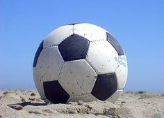#Pallone nella Sabbia... #Soccer Ball in the Sand