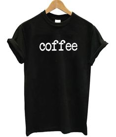 Blackboard Menu, Printed Tees, Direct To Garment Printer, Shirt Style, Size Chart, Two By Two, This Or That Questions, Coffee, Mens Tops