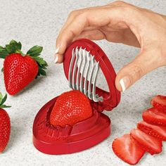 I discovered this MSC Joie Simply Slice Strawberry Slicer | kick start saving on Keep. View it now.