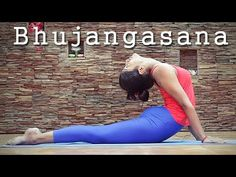 Bhujangasana is the relaxation pose for all exercises performed on the stomach. It opens up the shoulders and neck. Strengthens the entire. Fitness Workout For Women, Yoga Fitness, Yoga For Weight Loss, Losing Weight, Yoga Moves, Yoga Routine, Best Yoga, Yoga For Beginners, Butt Workout