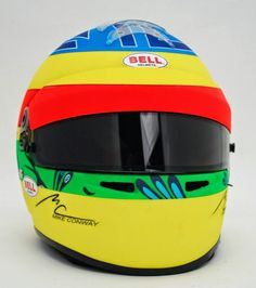 Bell HP7 M.Conway 2014 by Smart Race Paint